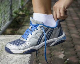 Running shoe types i article