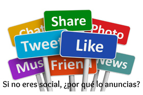 Tu marca no es social article