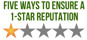 1 star review reputation article