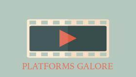 Blog post platforms article