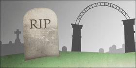 Startup cemetary article