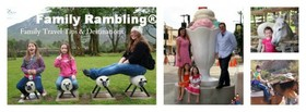 Homeschooling and travelling family rambling 572x211 article