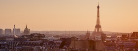 Eiffel tower at sunset from centre pompidou %c2%a9 nicoelnino dreamstime e1412974806496 1000x372 article
