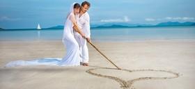 5 unexpected weddings island wedding leonid dedukh dreamstime e1408569210855 1000x457 article