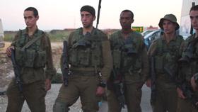Israeli army train soldie 015 article