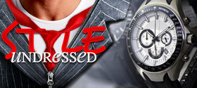Style undressed mens watches article