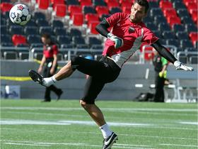 One of four goalies romuald peiser ottawa fury football club practice at thei article