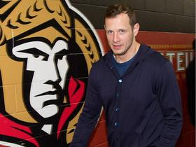 Jason spezza leaves the building as the ottawa senators held their exit meetings article