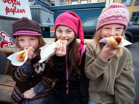 53f7b4e05785822535630800 large 4 3 girls eating hot dogs iceland article