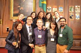 Mba scholars at web summit article