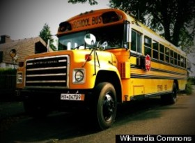 School bus large article