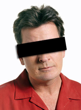 Charlie sheen web article