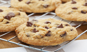 Chocolate chip cookies article