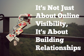 Building relationships article