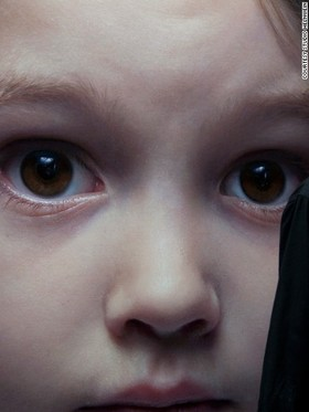 140923152608 photo realism helnwein girl stare vertical large gallery article