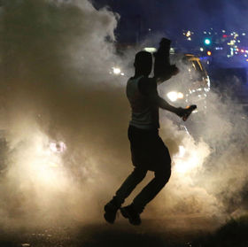 Theres a cloud of misunderstanding surrounding the use of tear gas in ferguson 1408557712 article
