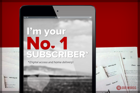 Im your no 1 subscriber article