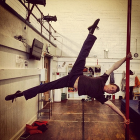 Featured circus workout article