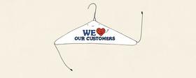 Hanger customer service article