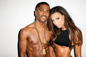 Naya rivera and big sean article