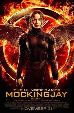 The hunger games mockingjay part 1 article