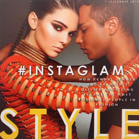 Kendall jenner covers sunday times style for the first time article