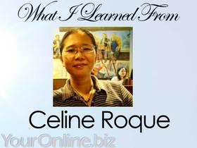 Celine roque interview article
