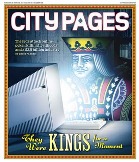 Feds fold the cards on the online poker industry.7668253.87 article