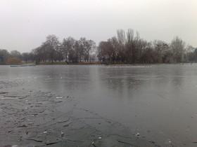 Five fun things lake lbj mark hillary ice lake 2009 article