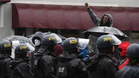 Black lives matter protest1 article
