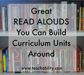 Great read aloud books article