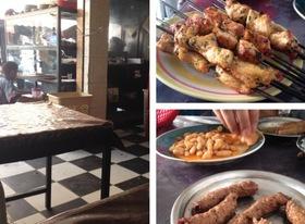 Assortment of marrakech street foods courtesy marocmama article