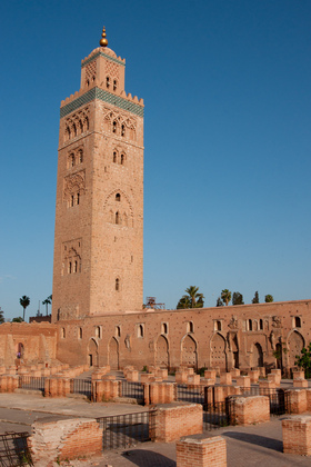 Koutoubia by loic brohard article