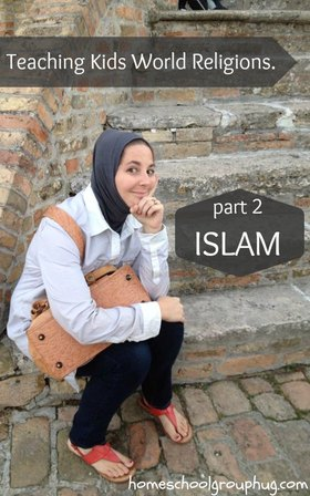 Teaching kids world eligions islam article