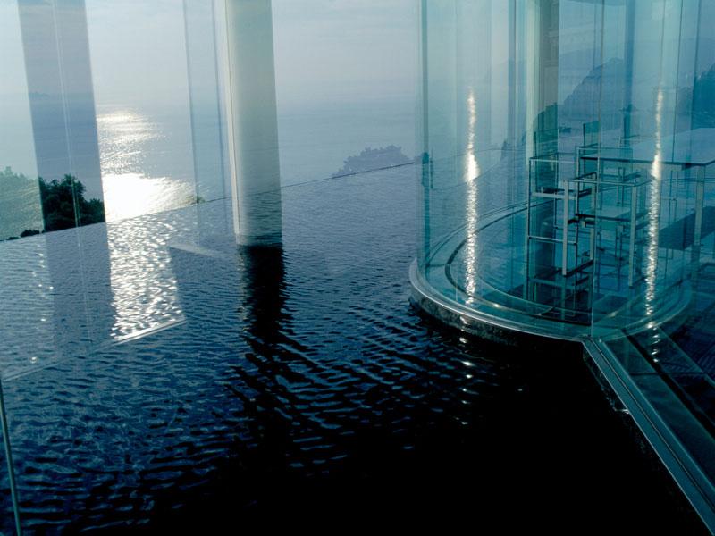 WaterGlass in Atami Japan