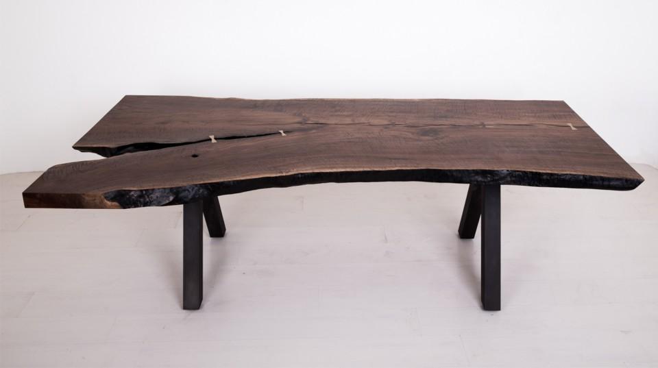 Slabbed furniture