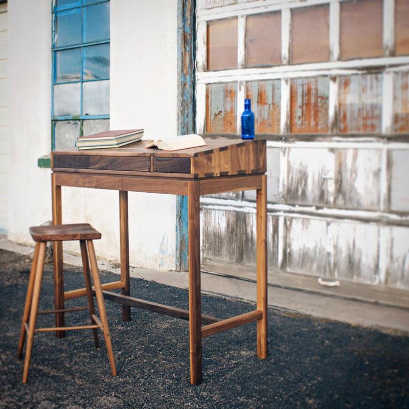 Furniture designer Geoffrey Keating pieces