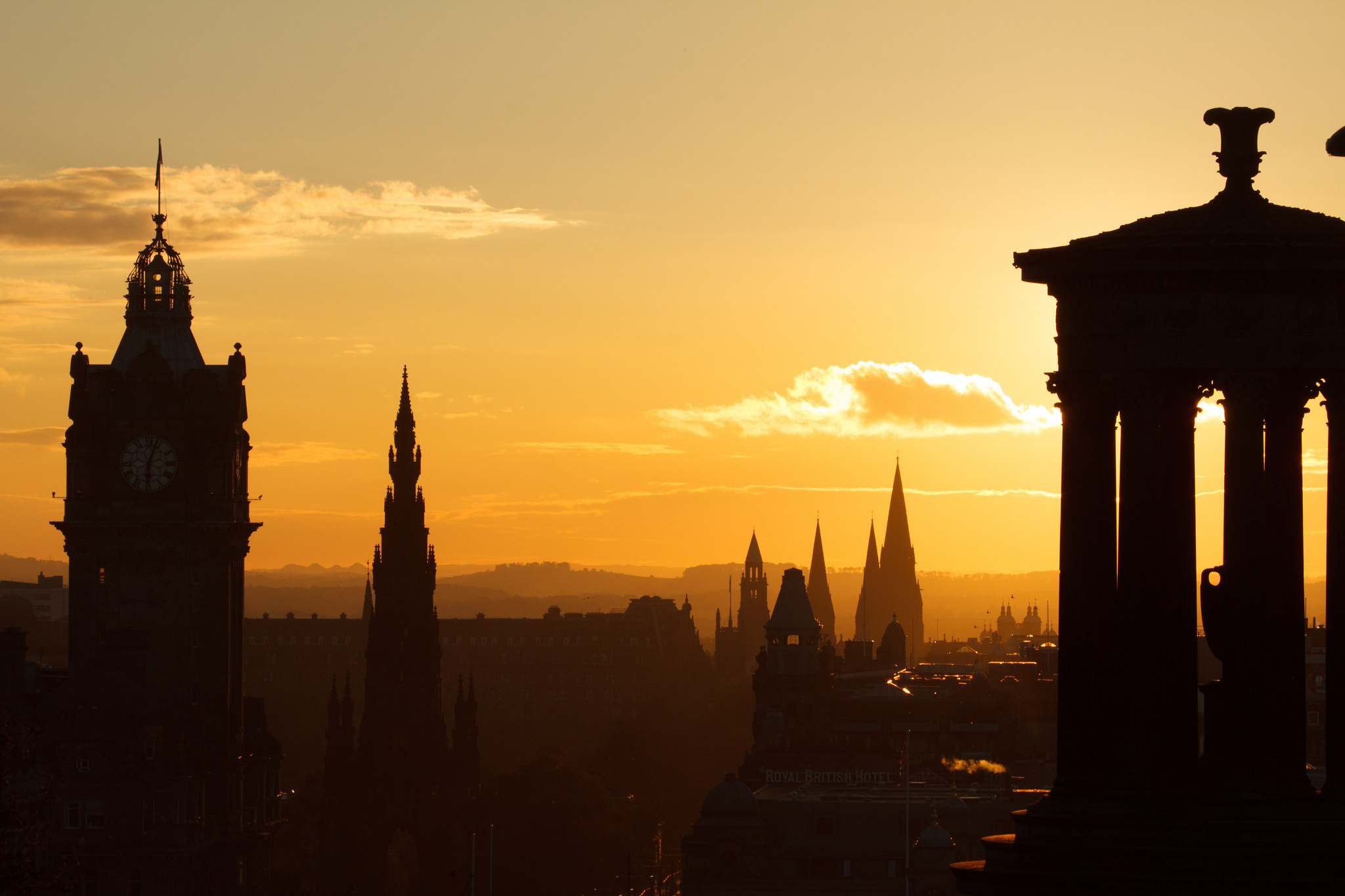 Top 10 Edinburgh