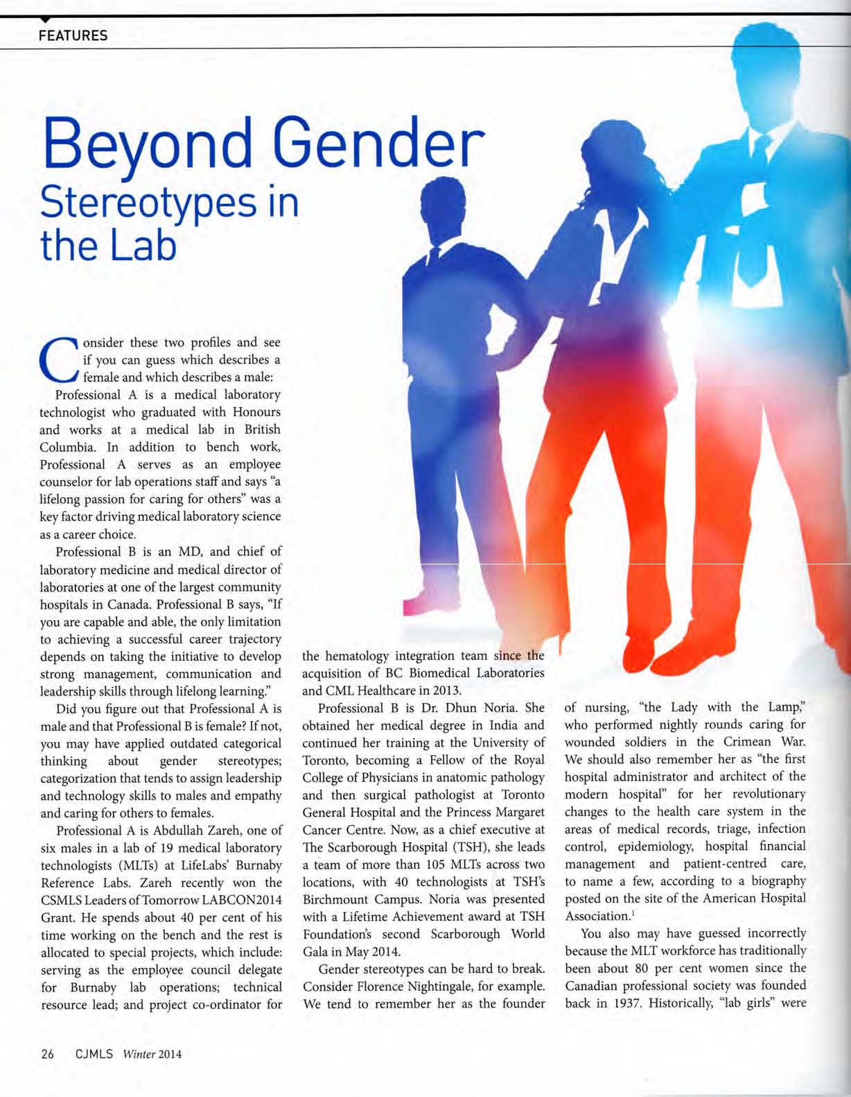 stereotyping gender diversity Gender stereotypes are over-generalizations about the characteristics of an entire group based on gender while gender stereotypes have been.