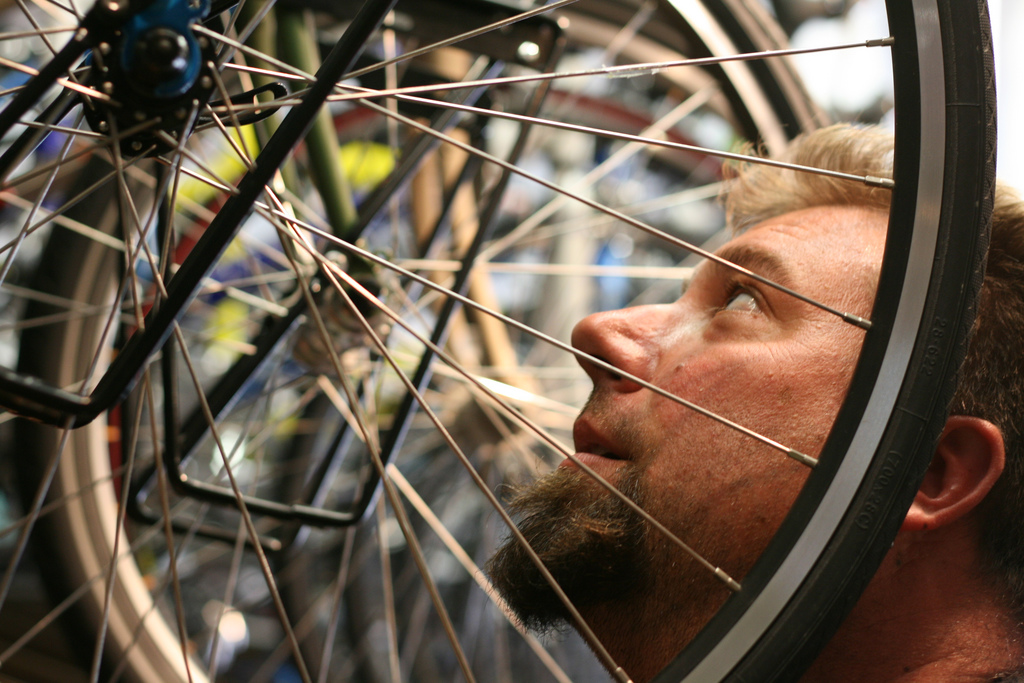5 Local You Must Meet While Traveling: Bike Shop Owner