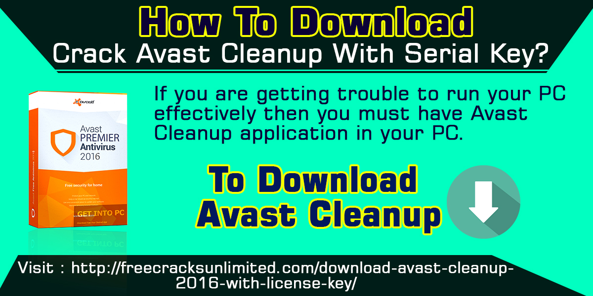 download avast 2016 with crack