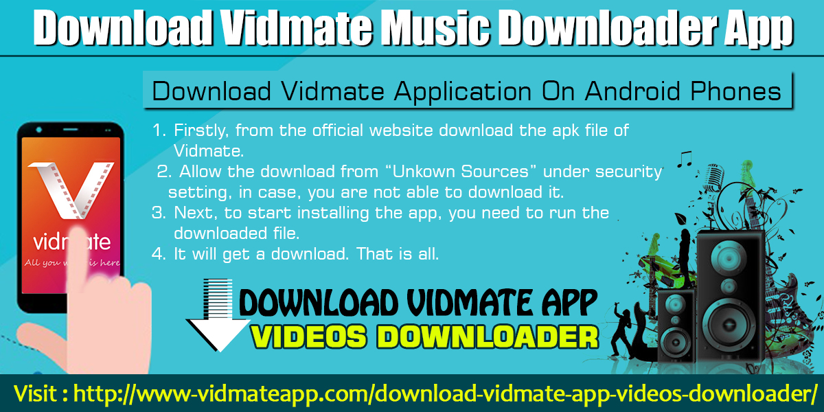 Vidmate Apps Install Download