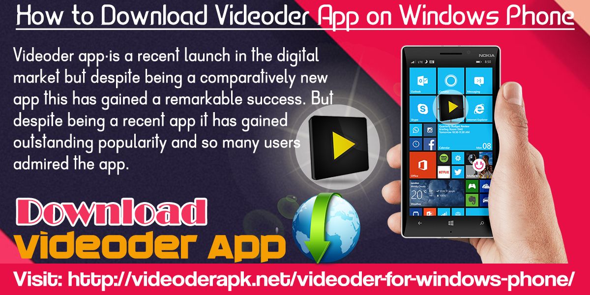 Stories by Videoder Apk : Contently