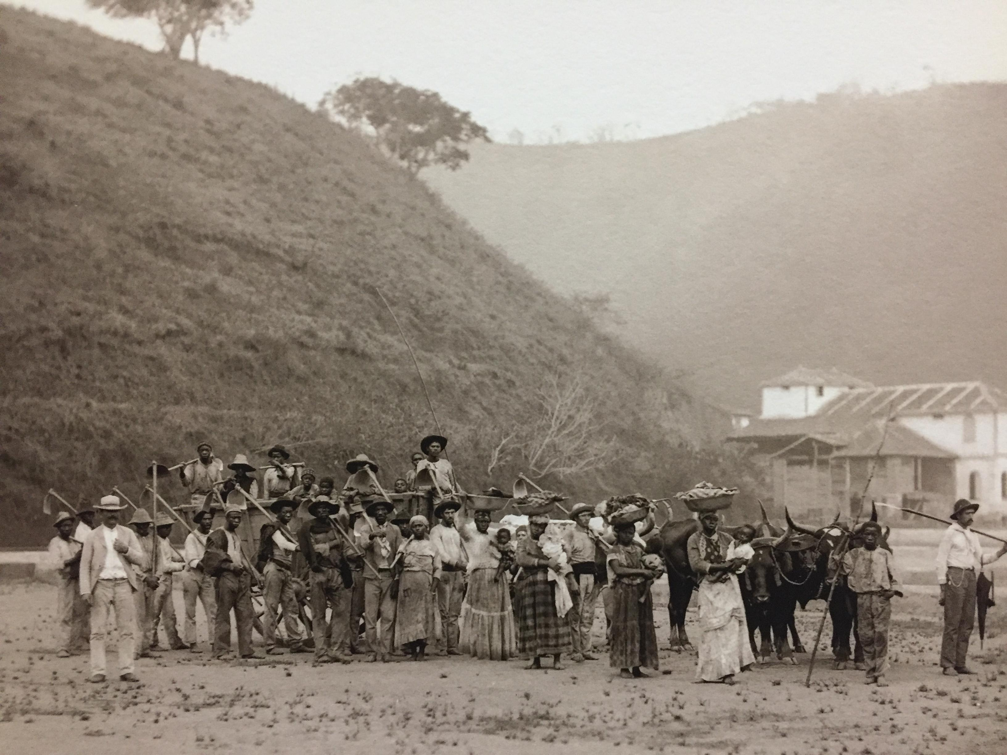 slavery in brazil What slavery in brazil clip are you looking for who sings the lyrics to this song slavery in brazil began long before the first portuguese settlement was established in 1532, as members of one tribe.