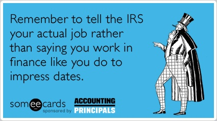accounting joke