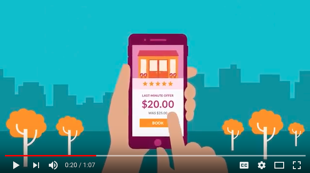 Dynamic pricing in the mindbody app video script copywriter erika fitzgerald