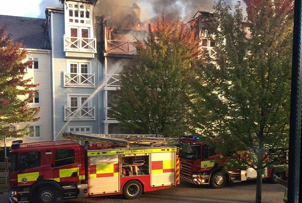 Snodland fire  281 29
