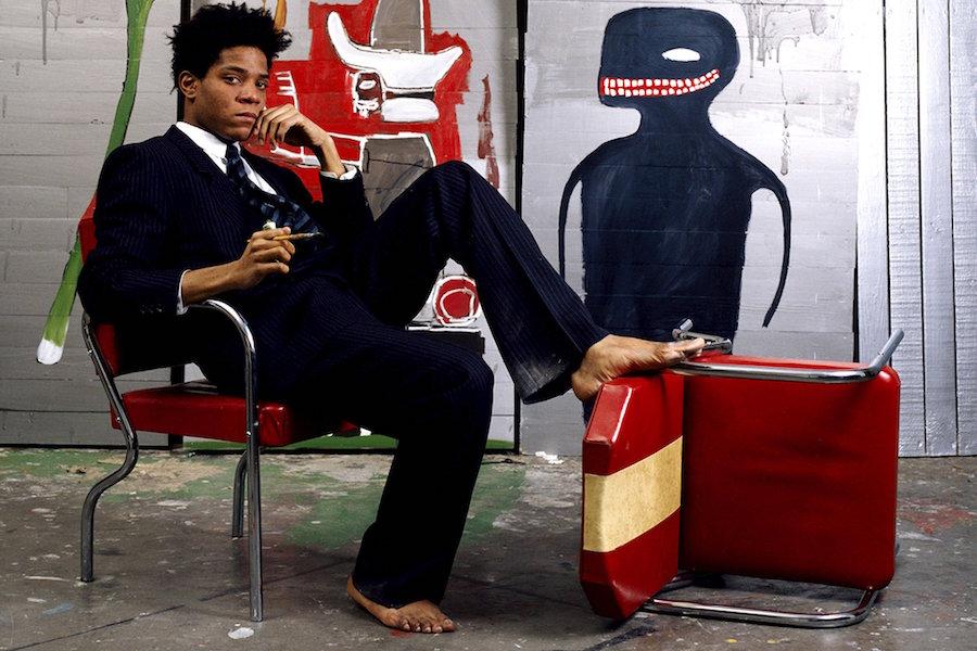 Jean michel basquiat the rake xx