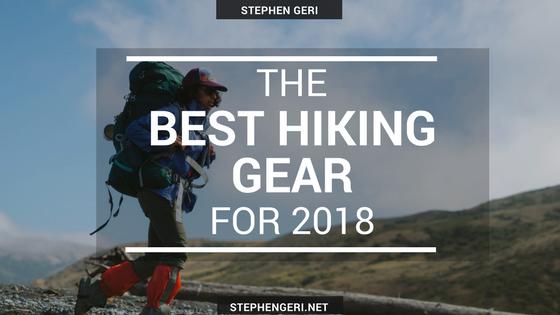 Stephen geri best hiking gear