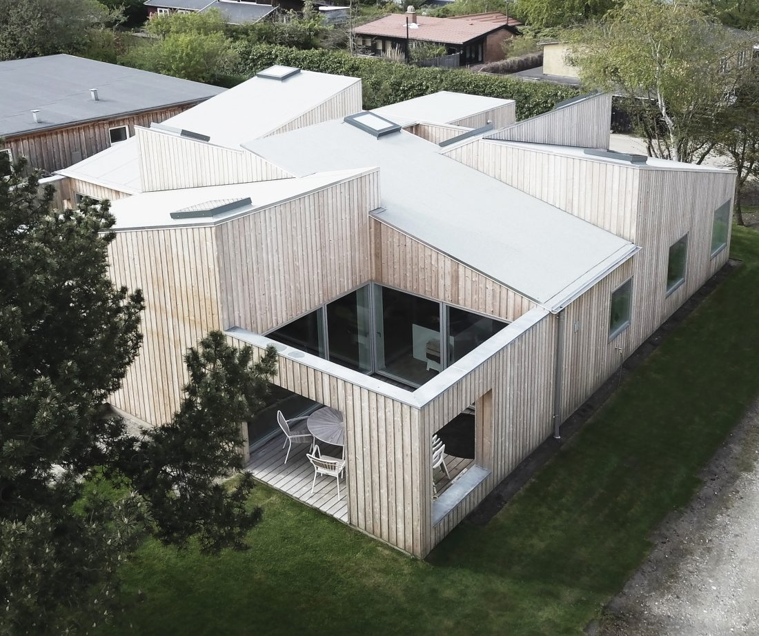 The perfect house: 4 award-winning houses in Denmark, Austria, the U.K. and Spain